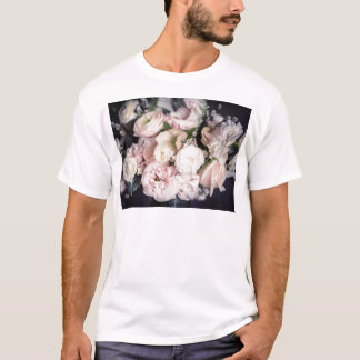 Spring Bouquet in Pastel T-Shirt