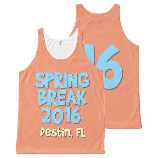 Spring Break `16 | Destin, FL Tank