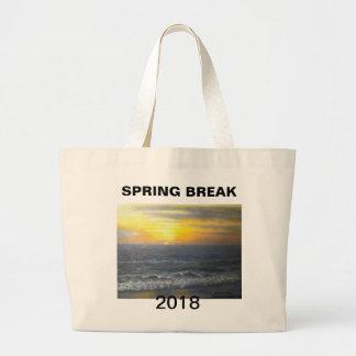 """""""SPRING BREAK 2018"""" TOTE"""