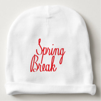 Spring Break Baby Beanie