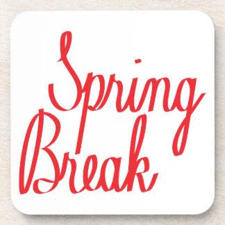 Spring Break Coaster