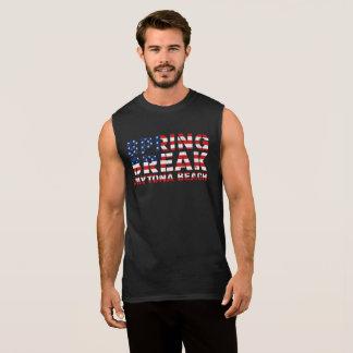 Spring Break Daytona Beach USA Sleeveless Shirt