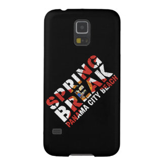 Spring Break Panama City Beach Galaxy S5 Cases