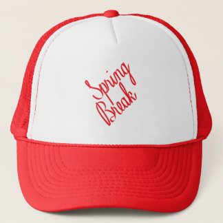 Spring Break Trucker Hat