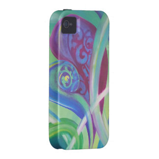 Spring Breeze iphone4 hard case Vibe iPhone 4 Cases