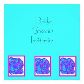 Spring Bridal Shower Invitation