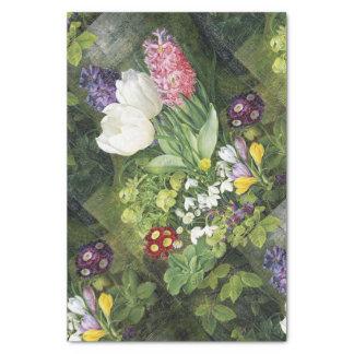 Spring Bulb Botanical Tissue Tissue Paper