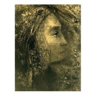 Spring by Odilon Redon Postcard