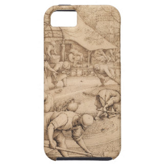 Spring by Pieter Bruegel the Elder Case For The iPhone 5