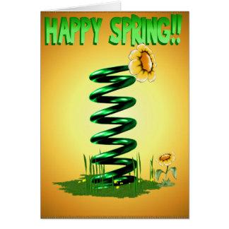 Spring!! Card