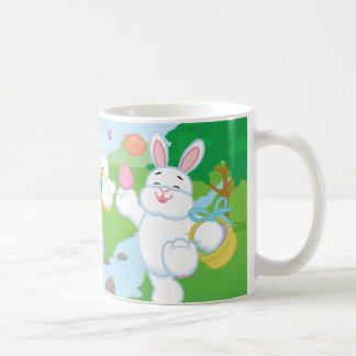 Spring Celebration Egg Hunt Coffee Mug