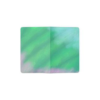 spring chalk pocket moleskine notebook