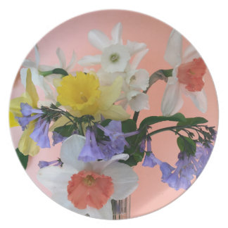 Spring Cheer Plate