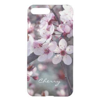 Spring Cherry Blossom Sakura Nature Floral Stylish iPhone 7 Plus Case