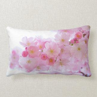 Spring - Cherry Blossoms Lumbar Pillow