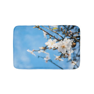Spring Cherry trees Bath Mat
