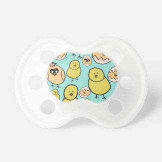spring chicken pacifier