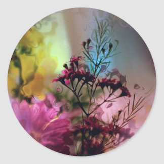 Spring Collection - by KNairn Classic Round Sticker