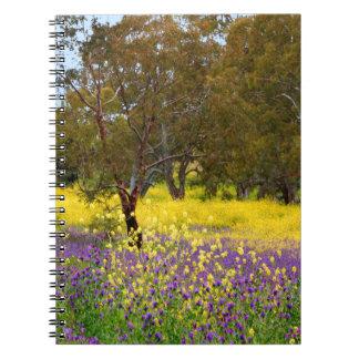Spring Color Notebook