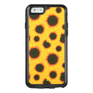 Spring colorful pattern sunflower OtterBox iPhone 6/6s case