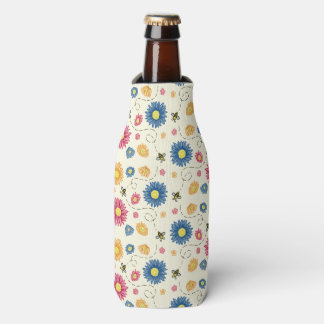 Spring Colors Bottle Cooler