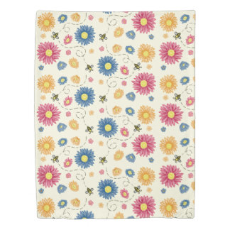 Spring Colors Duvet Cover