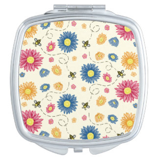 Spring Colors Makeup Mirrors