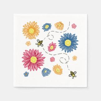 Spring Colors Napkin