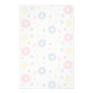 Spring Colors Stationery