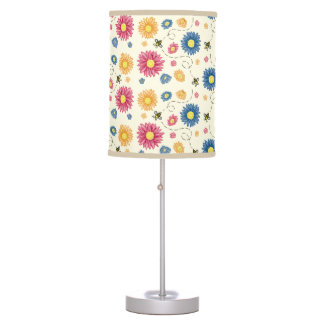 Spring Colors Table Lamp