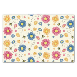 Spring Colors Tissue Paper