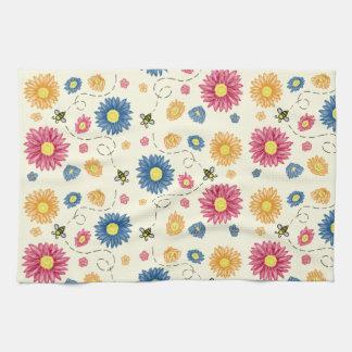 Spring Colors Towel