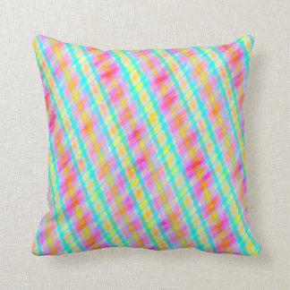 Spring Colours MultiThread double Design Cushion Throw Pillows