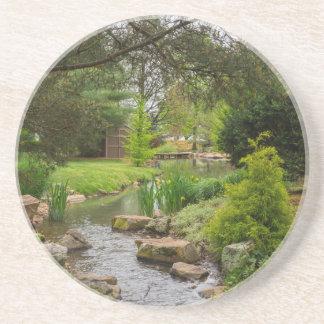 Spring Creek Beauty Coaster