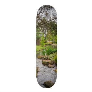 Spring Creek Beauty Custom Skate Board