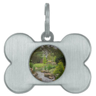 Spring Creek Beauty Pet Name Tag