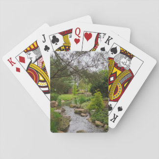 Spring Creek Beauty Playing Cards