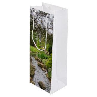 Spring Creek Beauty Wine Gift Bag