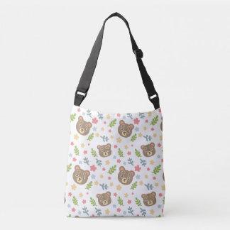 Spring Cute Bear Crossbody Bag