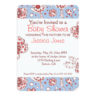 Spring Darlin' Cute Floral Card