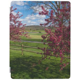 Spring Day In Rivercut iPad Cover