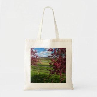 Spring Day In Rivercut Tote Bag