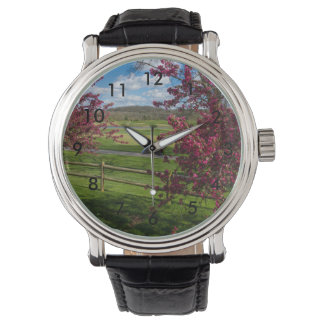 Spring Day In Rivercut Watch