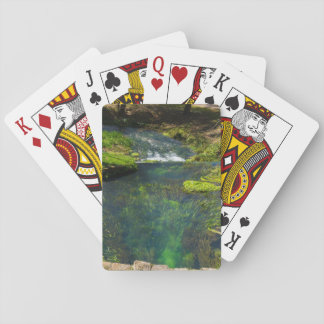 Spring Deep Playing Cards