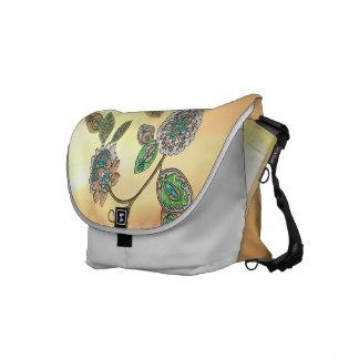 Spring Dreams Boho Gems Commuter Bags