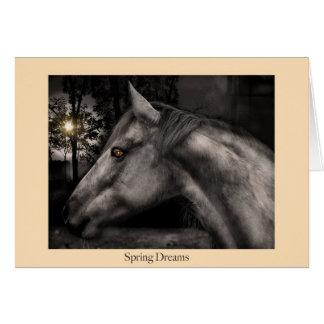 Spring Dreams Card