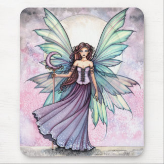 Spring Fairy Mousepad by Molly Harrison