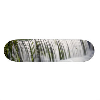 Spring Falls At Hodgson Skateboard