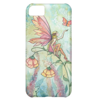 Spring Fantasy Fairy Butterfly Art iPhone 5C Cases