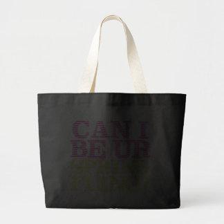 Spring Fling Canvas Bag